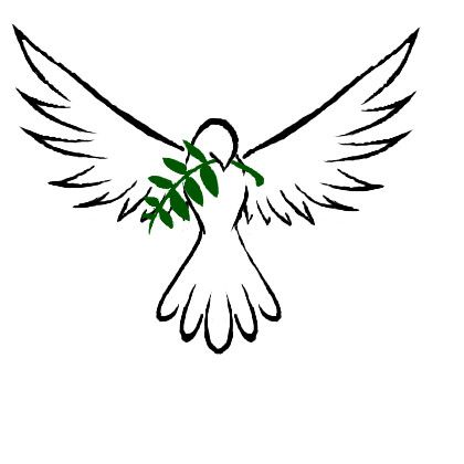 420x420 Dove Tattoo Idea. I Like How Simple It Is, Good To Start With Then