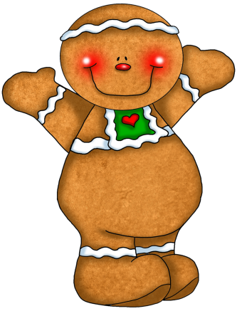 333x437 Gingerbread Man Clipart Free Gingerbread Man Clipart