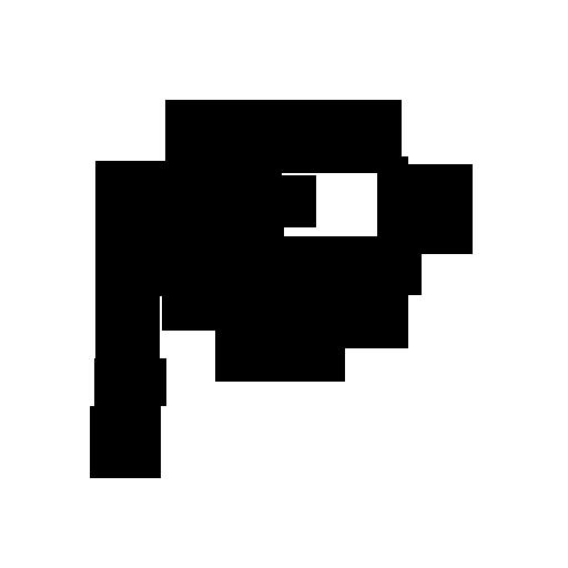 512x512 White Graduation Cap Clip Art