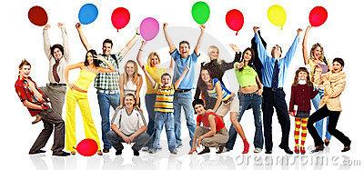 400x187 Happy Person Happy People Clipart Clipartxtras