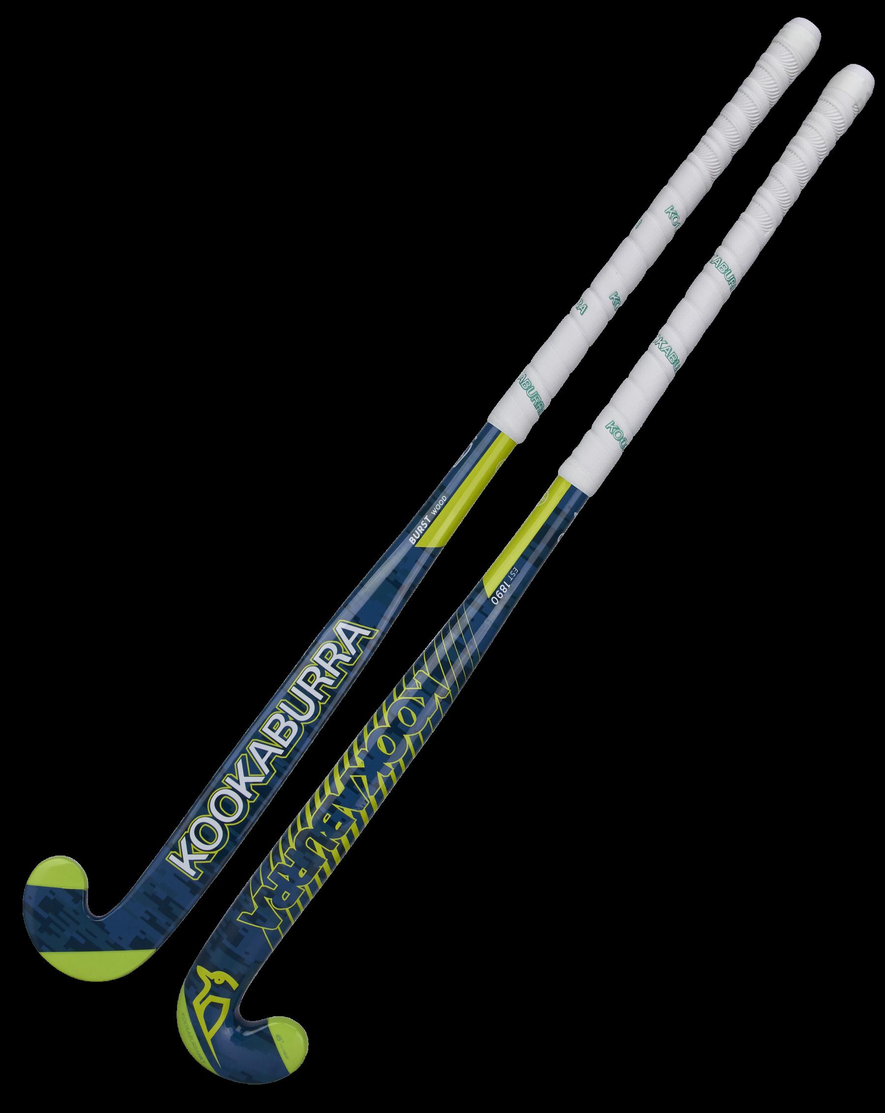 1800x2265 Kookaburra Burst Wooden Hockey Stick
