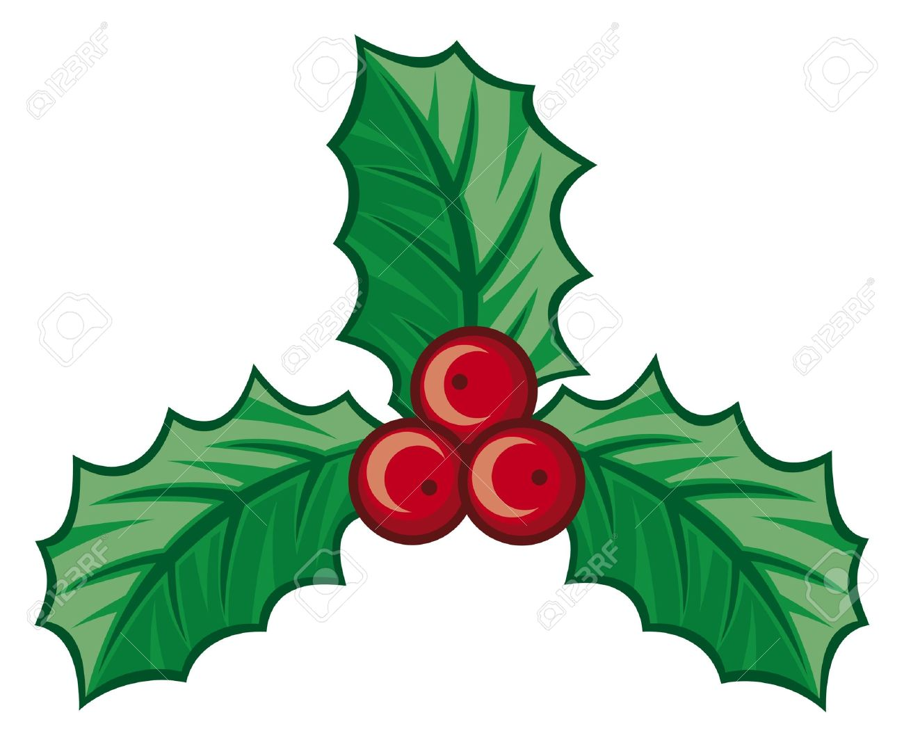 1300x1074 Berry Clipart Christmas Berries
