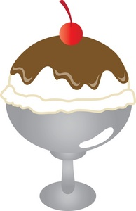 194x300 Free Sundae Clipart Image 0071 0905 1905 2034 Food Clipart
