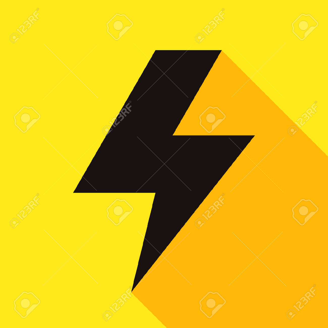 Picture Of Lightning Bolt