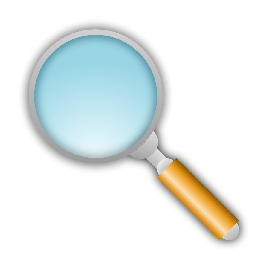 900x900 Free Magnifying Glass Clipart Png, Magn Fy Ng Glass Icons