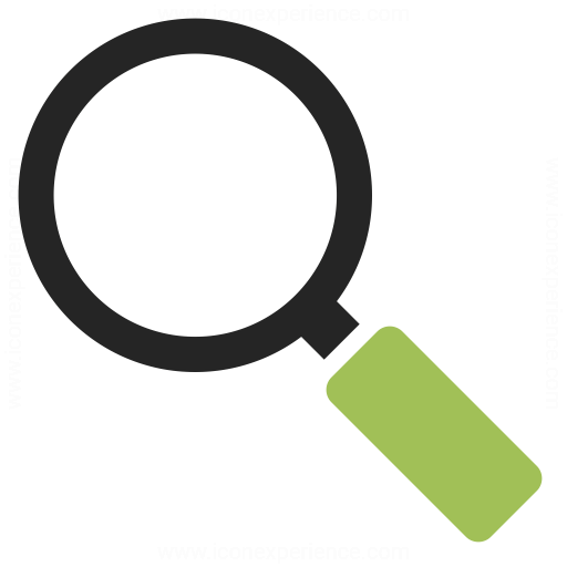 512x512 Magnifying Glass Icon Iconexperience