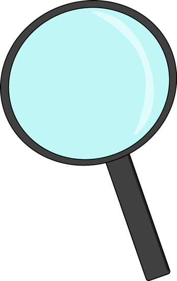 348x550 Magnifying Glass Clip Art Magnifying Glass Vector Image Image