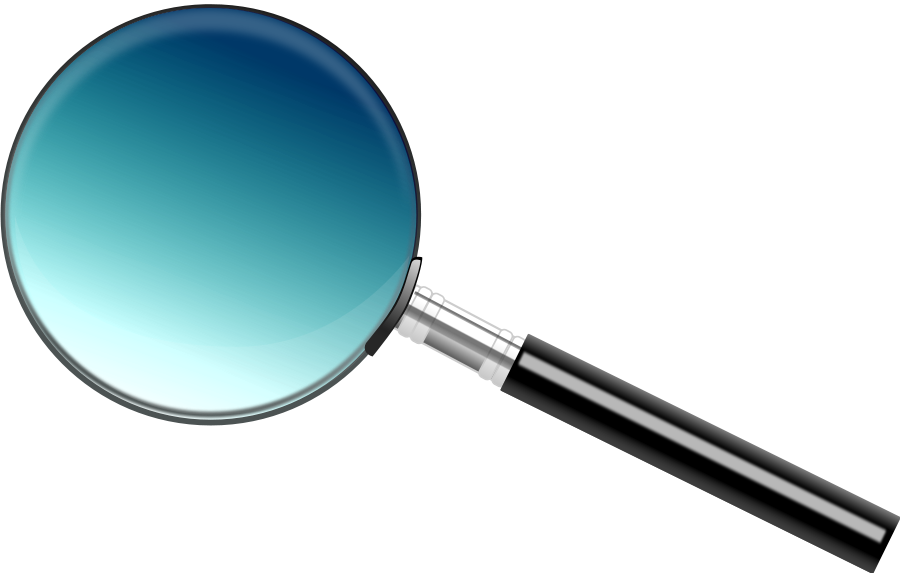 900x573 Magnifying Glass Clipart Free Free Clipart Images