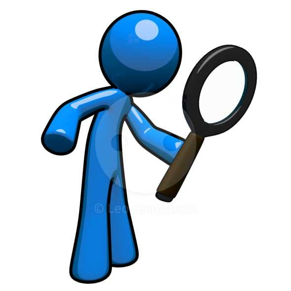 590x590 Magnifying Glass Detective Clipart Clipart Panda