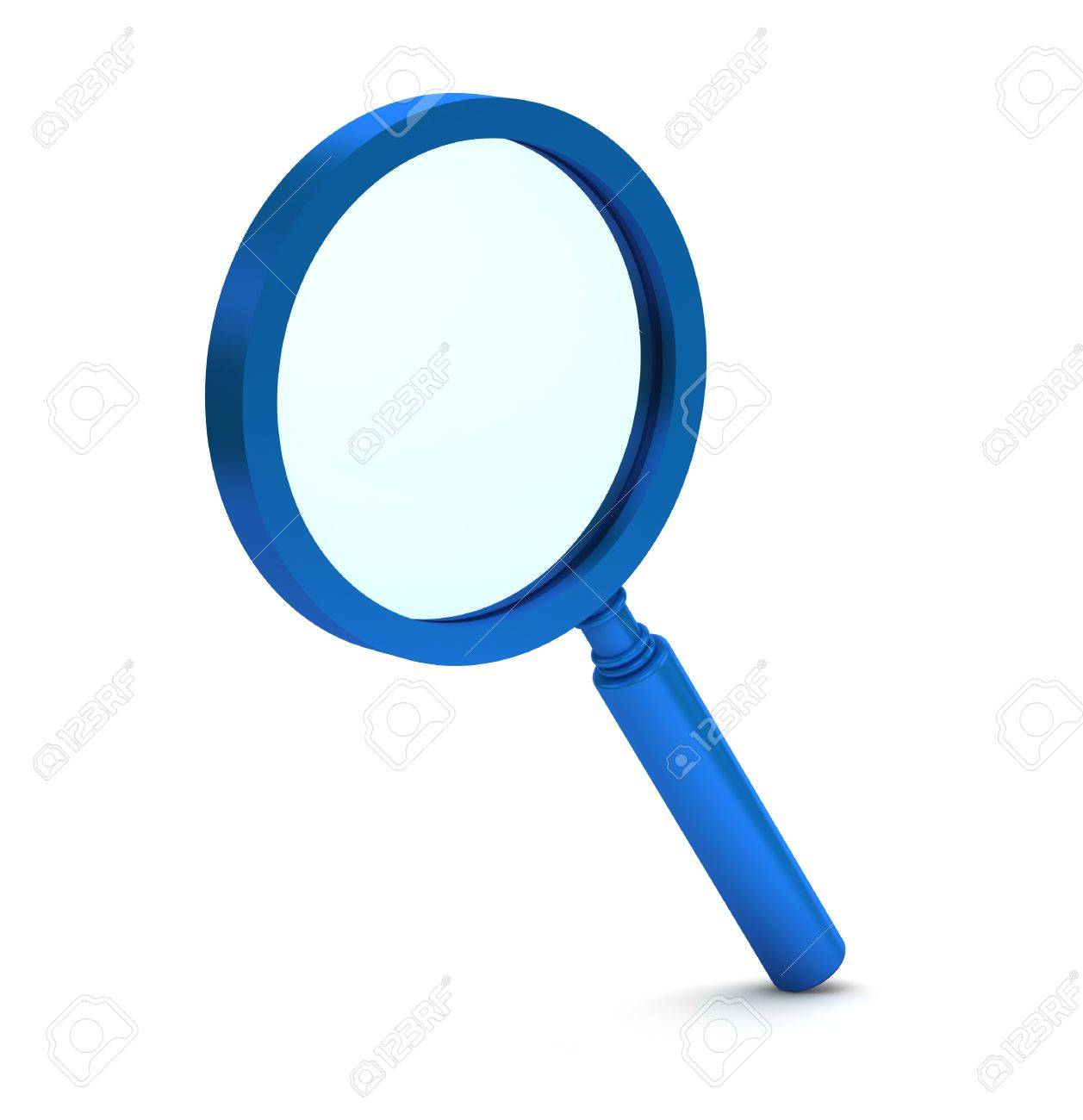 Picture Of Magnifying Glass