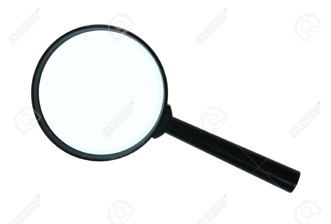 1300x881 Transparent Magnifying Glass