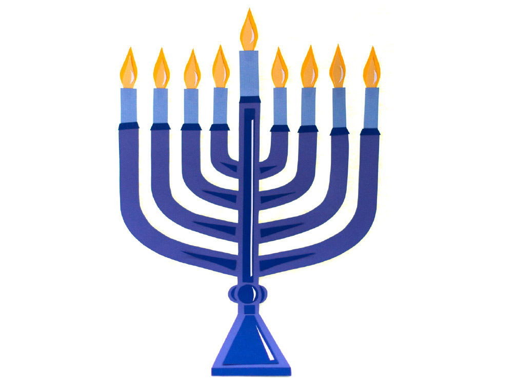 1004x753 Outdoor Hanukkah Menorah Lighting