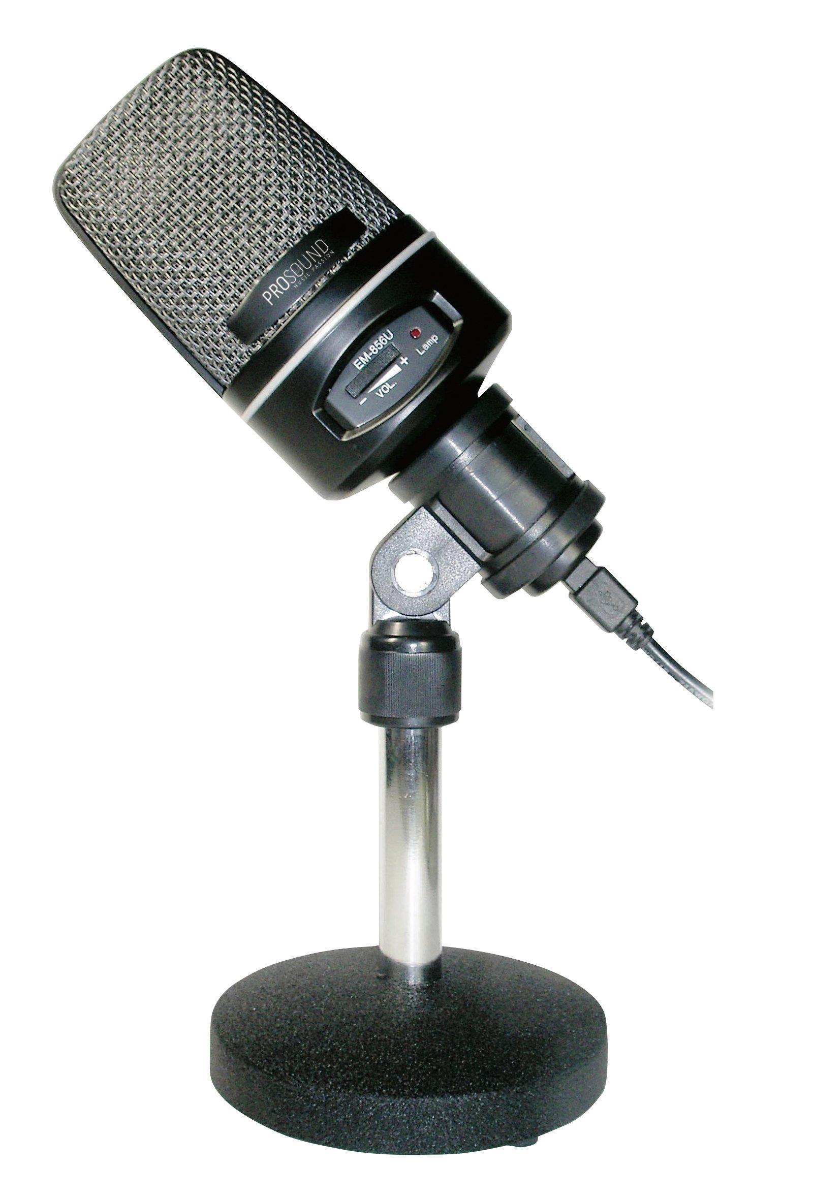 1600x2362 Desktop Dynamic Microphone Maplin