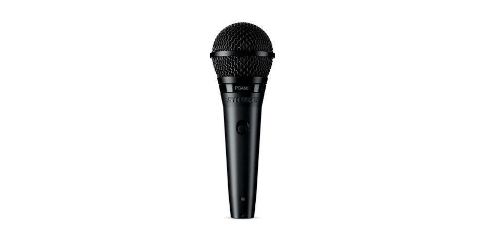 944x472 Pga58 Cardioid Dynamic Vocal Microphone Shure Americas