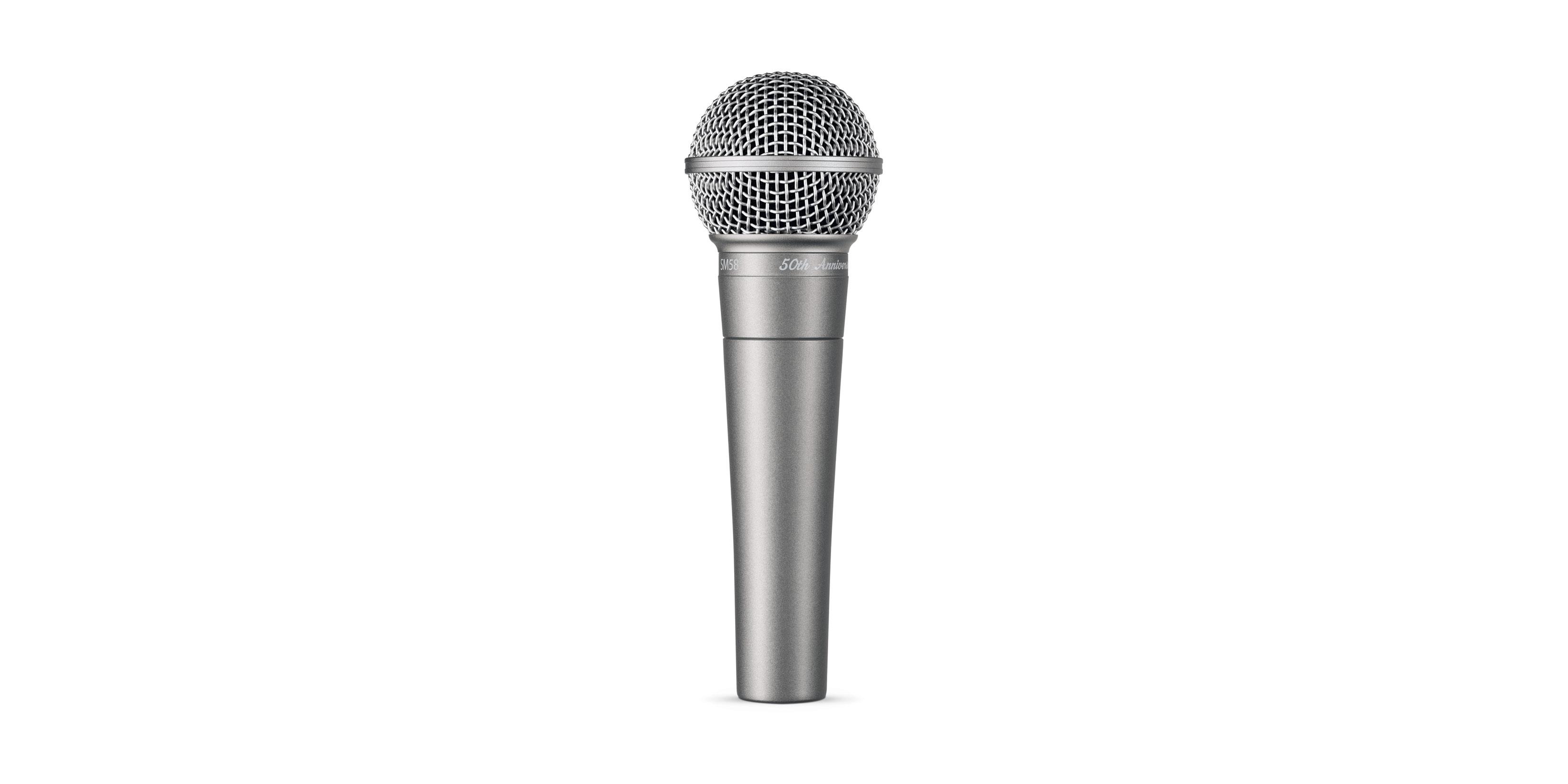 3300x1650 Sm58 50a Vocal Microphone Shure Americas