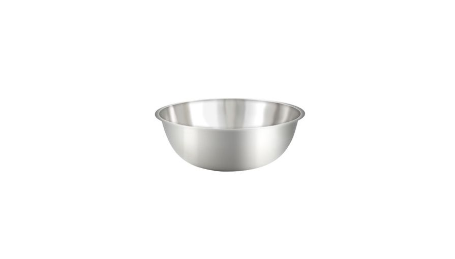 895x510 Winco Mxb 150q 1.5 Qt. Standard Weight Stainless Steel Mixing Bowl