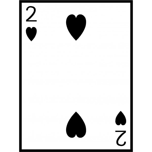 600x600 Poker Cards Clipart