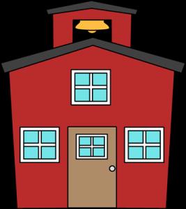 267x300 Cute School House Clipart Tags Clip Art School House Spiderman