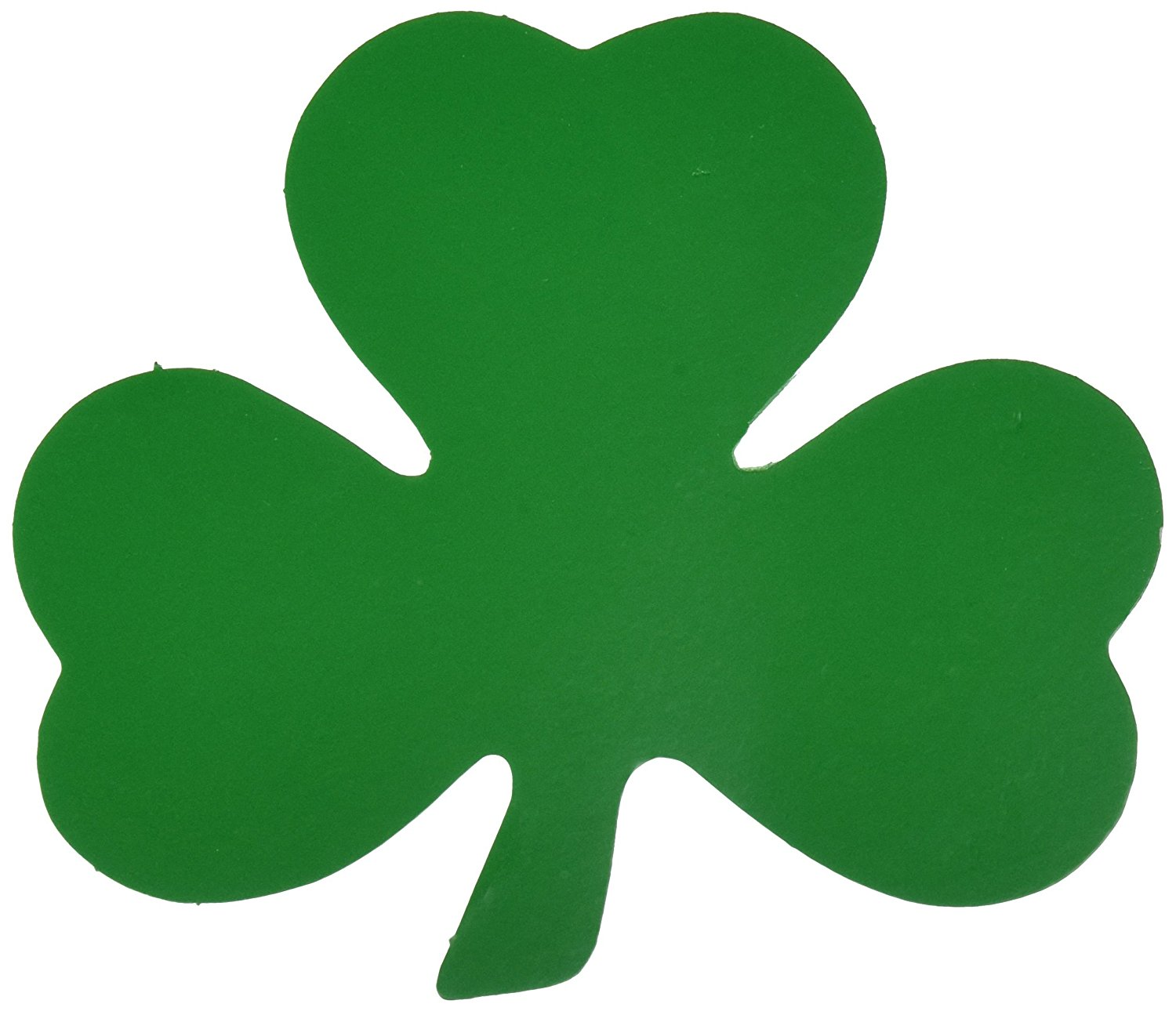 1500x1290 Pkgd Printed Shamrock Cutouts (10pkg) Kitchen Amp Dining