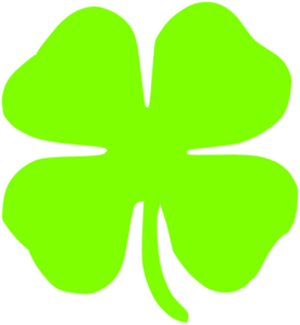 276x299 Picture And Shamrock Clipart Selection, Free Shamrock Clipart