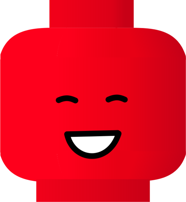 600x650 Shocked lego face clipart image