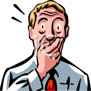 350x350 Shocking Clipart Surprised Face