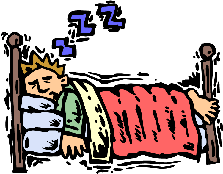 750x585 Person Sleeping Clip Art Many Interesting Cliparts
