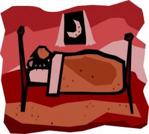 300x271 Sleep Clip Art Download