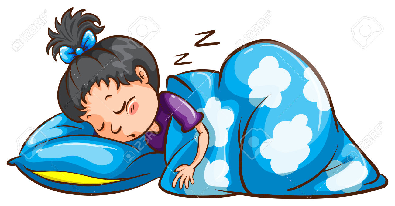 1300x680 Sleeping Clipart Pillow Blanket