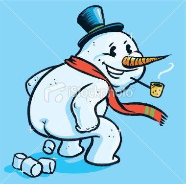 380x376 Cowboy Clipart Snowman