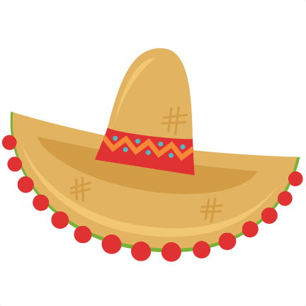 432x432 Sombrero Svg Cutting File Sombrero Clipart Free Svg Cuts Free Svg