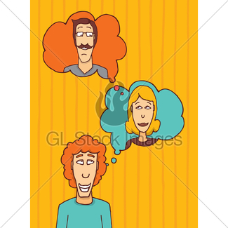 325x325 Happy Scientist Thinking Gl Stock Images