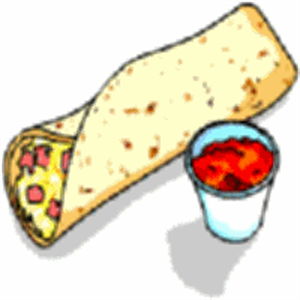 300x300 Free Taco Clipart Images