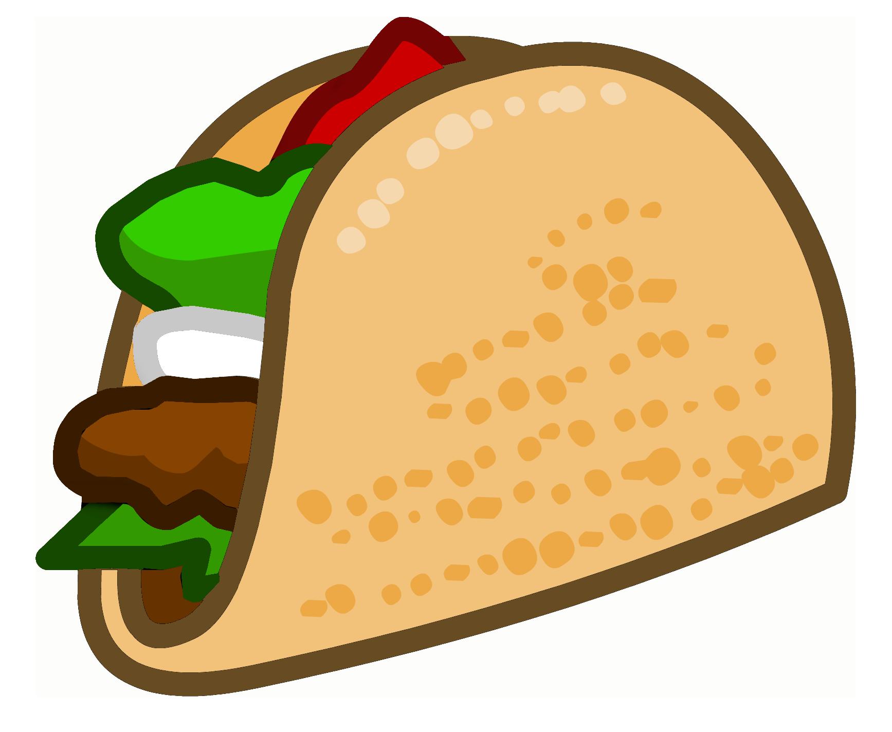 1735x1424 Taco Clipart Free Clip Art Images 3 Image