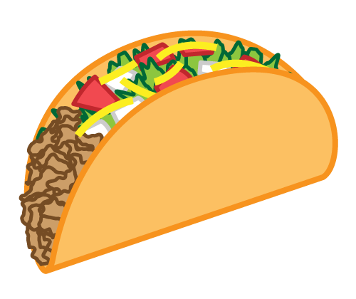 500x420 Taco Clipart Free Clipart Images