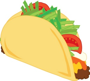 300x270 Taco Clipart Free Clipart Images 5