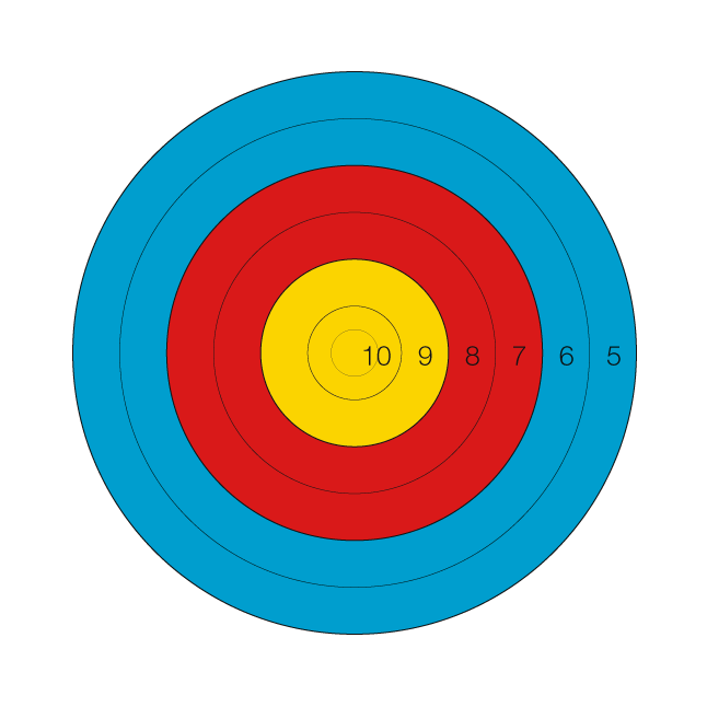 646x646 Target Archery World Archery