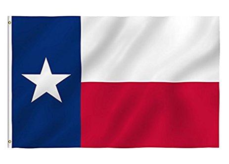 463x333 Maxam Gflgtx35 Texas Flag, 3' By 5' Outdoor Flags