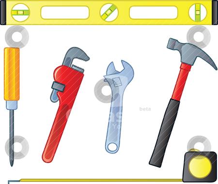450x380 Carpenter Tools Clipart