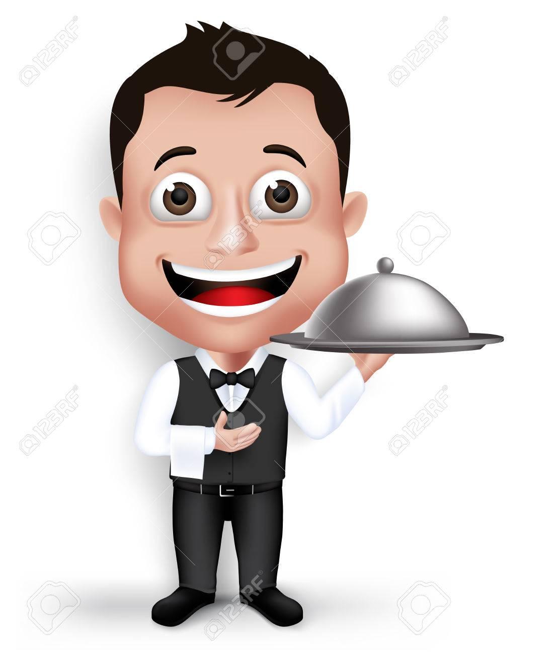 1105x1300 Restaurant Waiter Clip Art At Current Sensor Symbol
