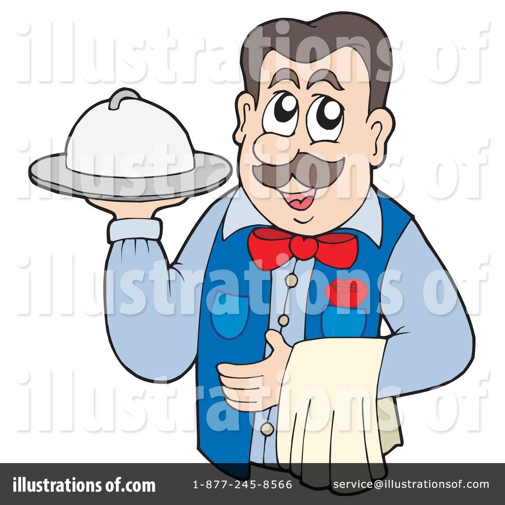 1024x1024 Waiter Clipart