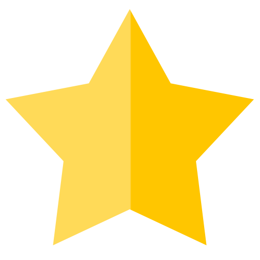 512x512 Yellow Star Icon Iconshow
