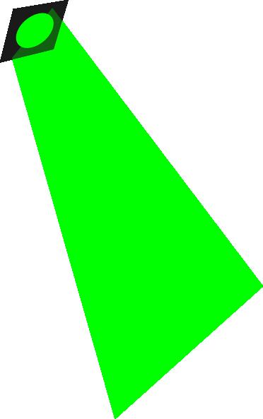 372x593 Spotlight Green Light Clip Art Vector Clip Art Free Image