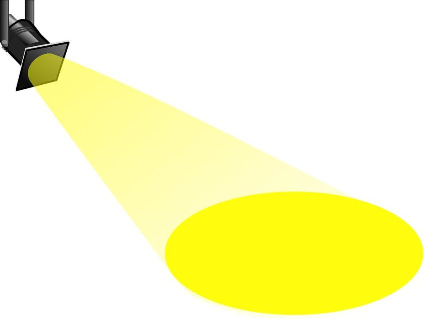 848x638 Wunderbar Spotlicht Free Spotlight Picture Download Clip Art Movie