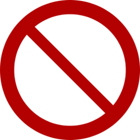 285x285 Stop Sign Stop Symbol Clipart Free To Use Clip Art Resource