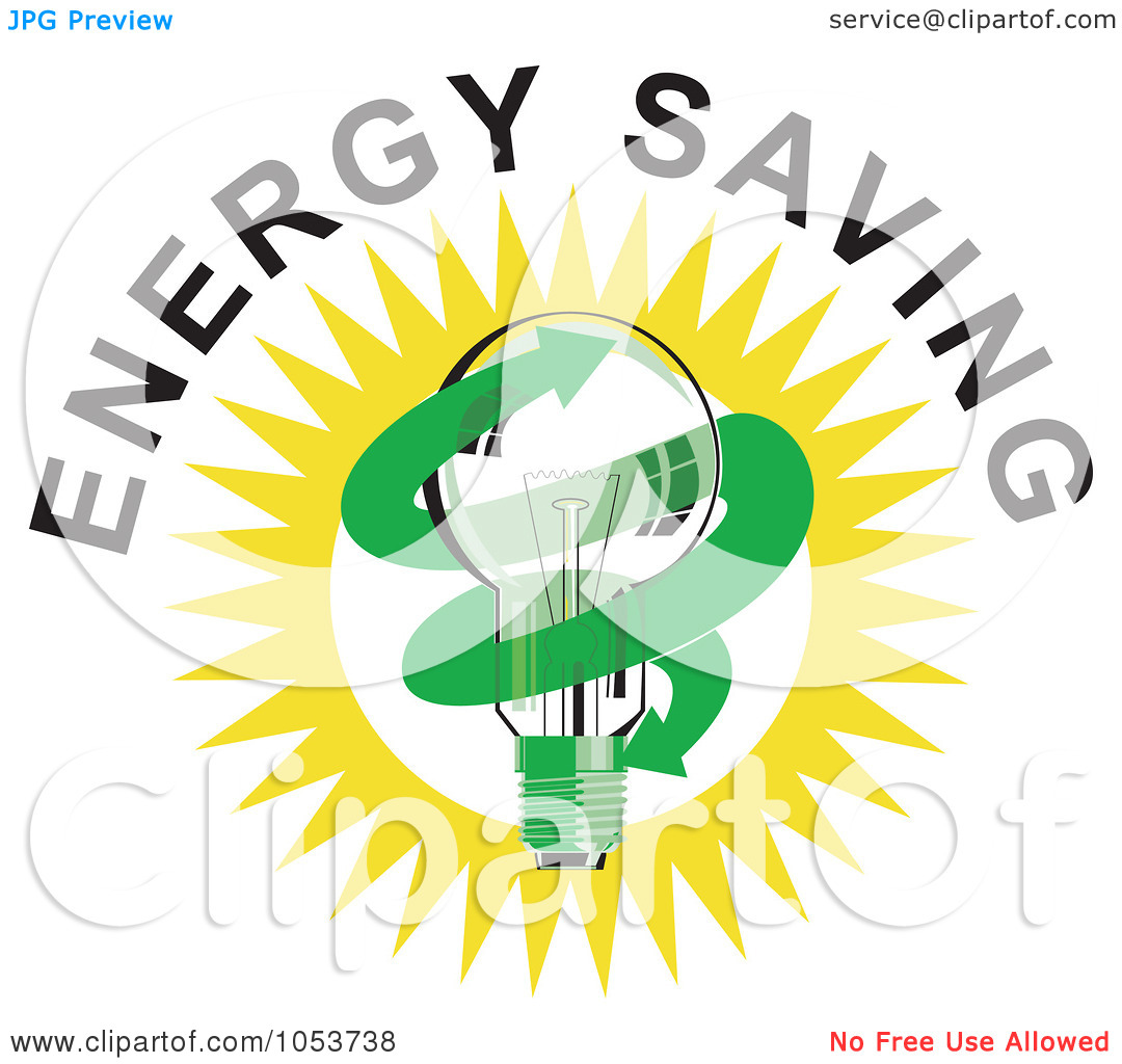 1080x1024 Electricity Clipart Saving Energy
