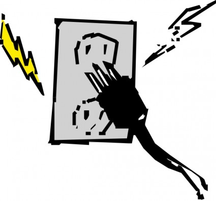 425x395 Clipart Electrical