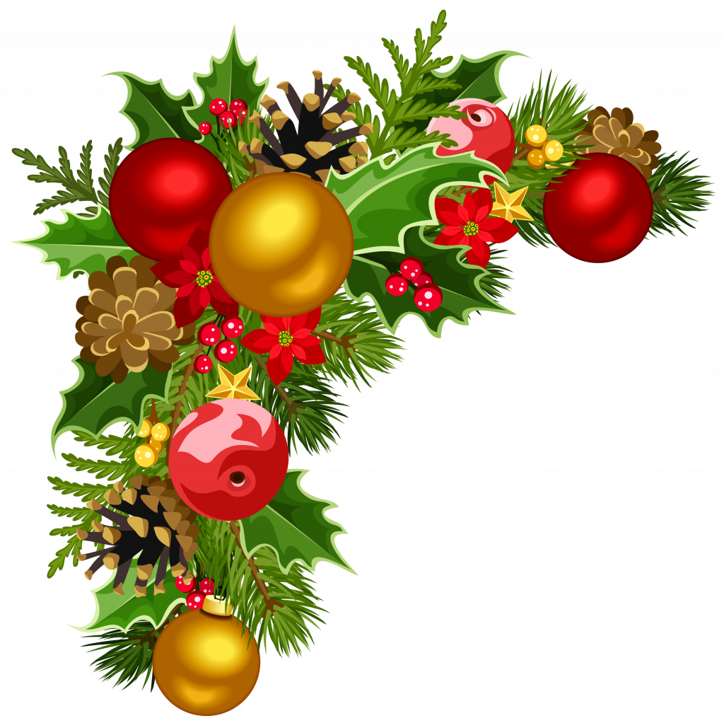 1024x1029 Free Christmas Decorations