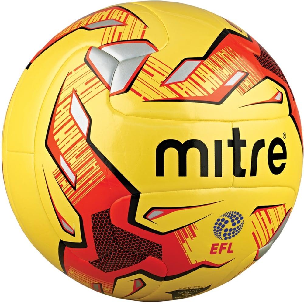 1000x1000 Mitre English Football League Ball Efl Delta Hyperseam