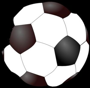 300x294 Clipart Of Footballs